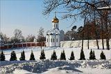 Храм во имя преподобного Пимена Угрешского. Николо-Угрешский монастырь