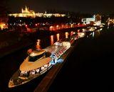 Mесто фотографирования, мост Легионов -Прага-1