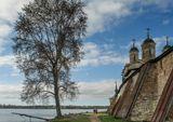 Кирилло-Белозерский монастырьоз.Сиверское