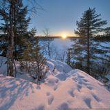Карелия, Ладожское озеро, шхеры
