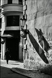 Mесто фотографирования, Рыбная улица-Cтарый Город-Прага-1