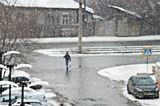 Челябинск. Весна. Глобальное потепление.