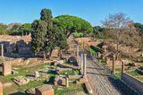 Древнеримский город, основанный в IV веке до н.э.