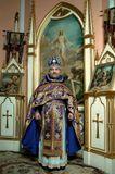 Настоятель церкви Иоанна Предтечи (Чесменская)  С.Петербург
