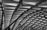 графика, архитектура, экстерьер, чёрное-белое, ч.б., светотень