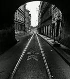 Mесто фотографирования, Кржижовницкая улица-Cтарый Город-Прага-1