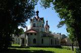 Из этой церкви гвардейцы русской армии ушли в вечность. Осовец, атака мертвецов.