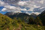 ущелье Ирикчат, Балкария, Кавказ...