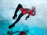 Подводная фотосъемка в бассейне