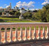 Троице-Сергиева лавра, храм, монастырь, Сергиев Посад
