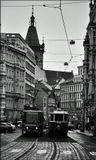 Mесто фотографирования, улица Водичкова-Новый Город-Прага-1