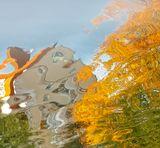 Реальное отражение.Корректировка цвета и контраста