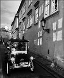 Mесто фотографирования, улица Хрознова-Кампа-Мала Страна-Прага-1