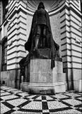 Mесто фотографирования, Платнержска улица и Марианская площадь-Cтарый Город-Прага-1