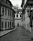 Mесто фотографирования, Вшегрдова улочка-Мала Страна-Прага-1