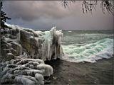 Ноябрьский Байкал. Бурятия