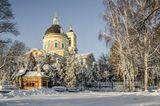 Собор Петра и Павла в Гомельском дворцово-парковом ансамбле