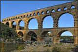 Пон-дю-Гар (фр. Pont du Gard, букв. «мост через Гар») — древнеримский акведук.