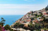 Побережье Амальфи,Италия