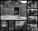 Москвич 400/410 1949г.в. Москва, Черёмушки.раритет автомобиль ностальгия ретро