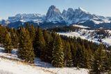 Доломитовые Альпы,Италия