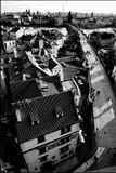 Mесто фотографирования, Малостранская мостовая башня -Мала Страна-Прага-1