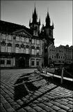 Mесто фотографирования, Староместская площадь-Cтарый Город-Прага-1