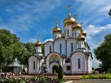 Переславль-Залесский, собор Николая Чудотворца в Никольском монастыре.