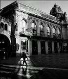 Mесто фотографирования, улица На Пршикопе-Cтарый Город-Прага-1