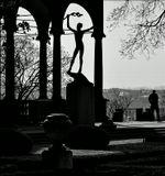 Mесто фотографирования, Королевский сад- Пражский Град-Прага-1