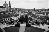 Mесто фотографирования, Вртбовский сад -Мала Страна-Прага-