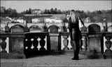 Mесто фотографирования, мост Легии -Прага-1