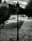 Mесто фотографирования, набережная Алшово-Cтарый Город-Прага-1