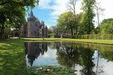 Замок де Хаар, Голландия