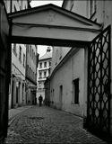 Mесто фотографирования, Камзикова улица-Cтарый Город-Прага-1
