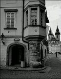 Mесто фотографирования, Малая площадь-Cтарый Город-Прага-1