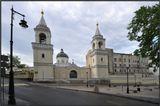 Иоанно-Предтеченский монастырь (Ивановский монастырь) — московский ставропигиальный женский монастырь Русской православной церкви. Основан в XV веке, считается одним из древнейших монастырей столицы.