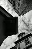 Mесто фотографирования, улица Гусова и Злата  улица-Cтарый Город-Прага-1