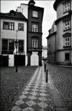 Mесто фотографирования, Прокопская улица-Мала Страна-Прага-1
