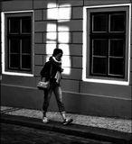 Mесто фотографирования, Влашска улица-Мала Страна-Прага-1