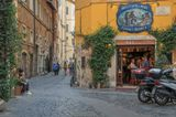 Рим, район Трастевере