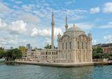 Официальное название Большая мечеть Меджидие. 1853-1854 г. Османское барокко. Стамбул. 29.06.19г.