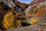 Крым, Демерджи, Октябрь
