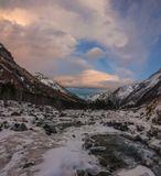Приэльбрусье, Балкария, Кавказские горы...