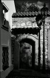 Mесто фотографирования, улица Новый Свет-Градчаны-Прага-1