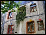 Вена. Один из домов великого архитектора