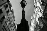 Mесто фотографирования, Замковая лестница и Туновская улица-Мала Страна-Прага-1