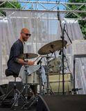 Leopolis Jazz Fest 2019, Львов Hub Roots Trio, Италия Pierluigi Tomassetti - Drums