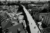 Mесто фотографирования, Малостранская мостовая башня-Мала Страна-Прага-1