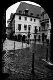 Mесто фотографирования, у улице Тынская-Cтарый Город-Прага-1
